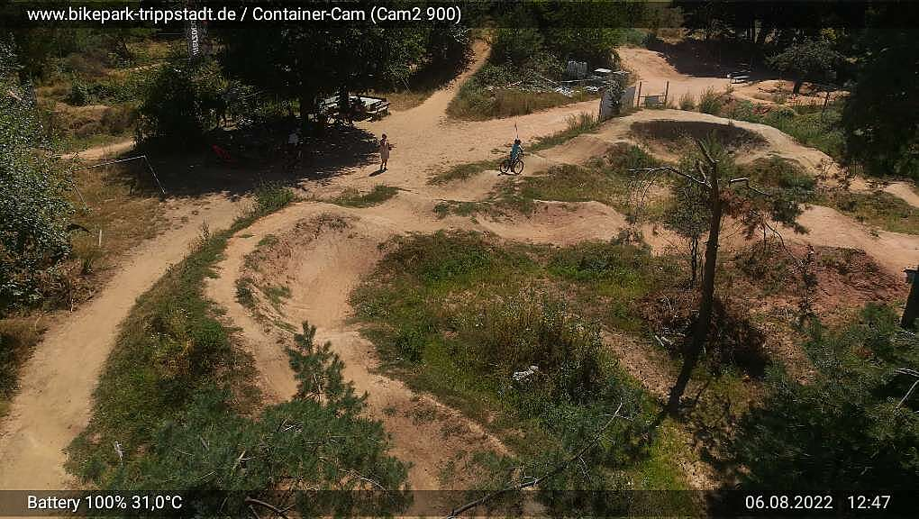 WebCam Bikepark Trippstadt